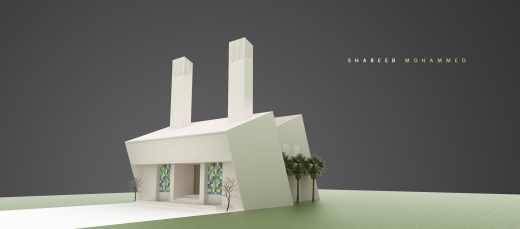 Model - The mosque
